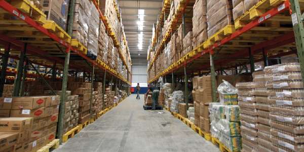 Warehouses Services Companies